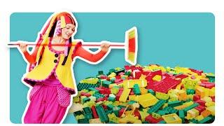 FÍHA tralala - LEGO - Upratovanie hrou s Fíhou - pre deti