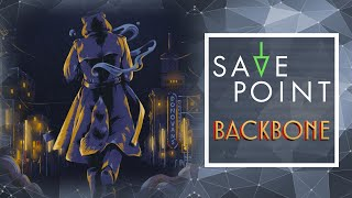 Backbone - Save Point w/ Becca Scott (Gameplay and Funny Moments)