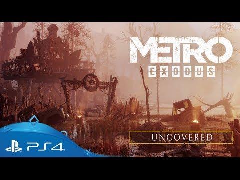 Metro Exodus   Uncovered   PS4