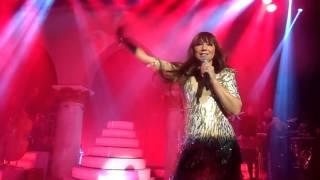 Charlotte Perrelli -tusen och en natt - The Grand Hotel Stockholm
