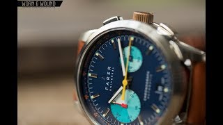 Review: Farer Cobb Mechanical Chronograph
