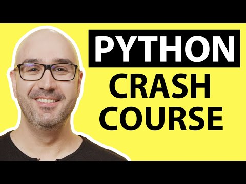 Python Programming Language – Python Tutorial for Programmers [2018] | Mosh