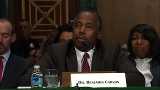 Ben Carson: