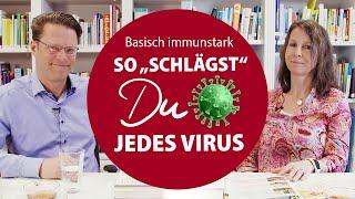 """Basisch immunstark: So """"schlägst"""" Du jedes Virus!"""