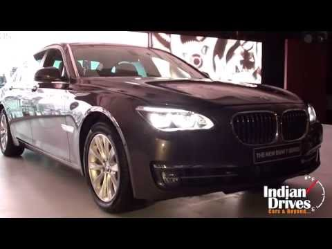 New BMW 7 Series Facelift Launched - Walkaround Video