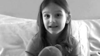 Lisa Cerasoli fait parler sa fille sur la maladie de sa grand-mère - mai 2011