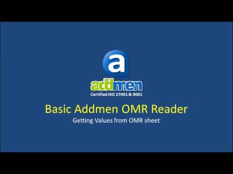 OMR Reader