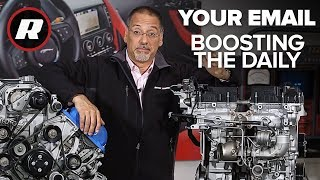 On Cars - Your Email: Tuning the family car to 300 HP? Cooley explains