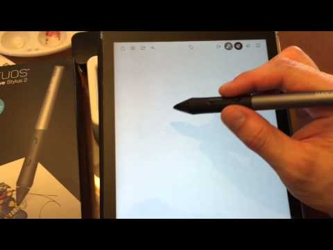 Wacom Intuos Creative Stylus 2 for iPad review.