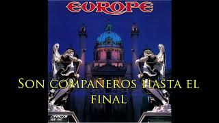 Europe Children of this time subtitulada en español