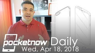 Samsung Galaxy S10 notch patent, iPhone market share loss & more - Pocketnow Daily