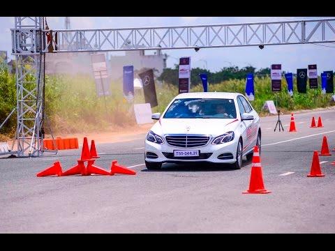 MBDA 2015 – Học Viện Lái Xe An Toàn Mercedes-Benz 2015