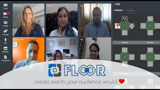 How to Invite Users to your FLOOR Event