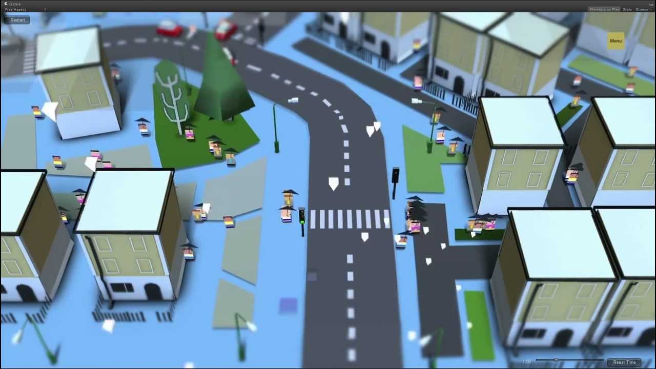 Oh Look, A Game About Starting Street Riots
