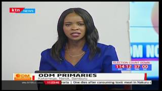 ODM Party Primaries: With Brian Mutie, Evans Oluoch and Ochwacho Francis 15/4/2017 [Part 2]
