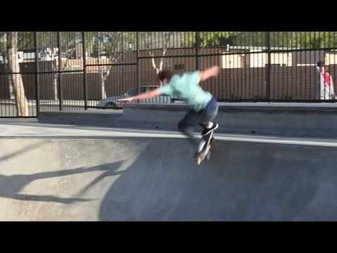 Brendon Villanueva & Chase Webb @ Poway Skate Park