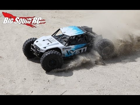 Axial Yeti Review – The RC Rock Racer in Action
