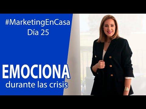 #MarketingEnCasa   EMOCIONA durante la crisis con Isabel Santiandreu