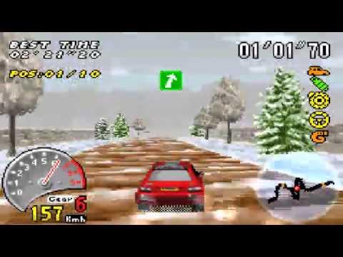 v rally 3 gba cheat codes