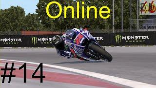 Slowly Getting My Skills Back: MotoGP 14 Online Part 14
