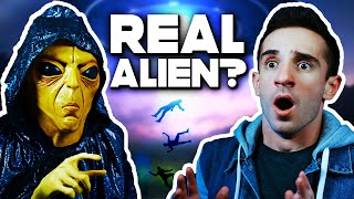 ALIENS ARE REAL?!