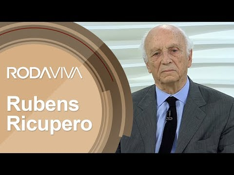 Roda Viva | Rubens Ricupero | 09/10/2017