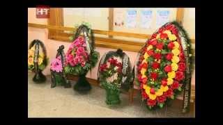 Сегодня в Великом Новгороде простились с первой опознанной из погибших в авиакастрофе в Египте