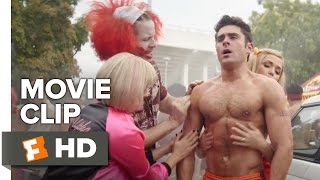 Neighbors 2 Sorority Rising Movie CLIP  Teddy Gets Oiled Up 2016  Zac Efron Comedy HD