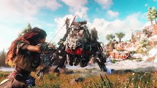 HORIZON ZERO DAWN  La Grosse Surprise De LE3 2015  Nos Impressions