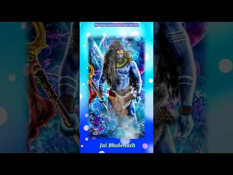 Download bam bhole new full screen Whatsapp status 2018 Mp4 HD Video and MP3