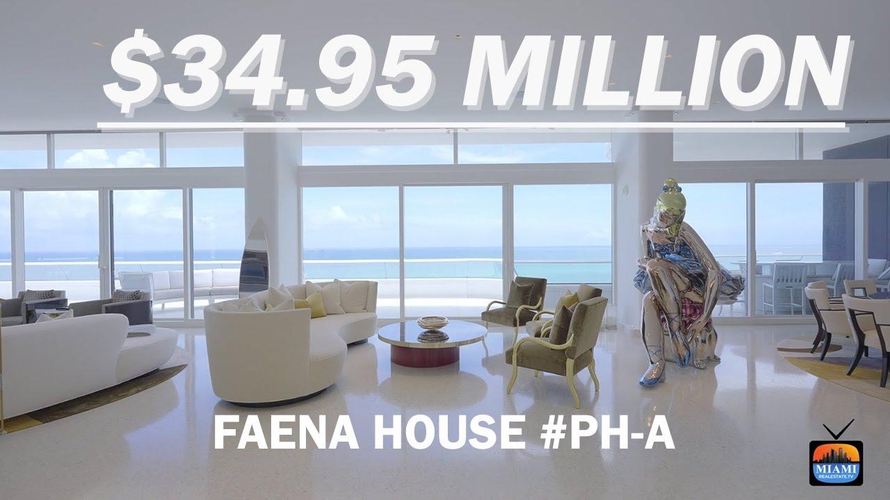 Episode 13: Faena House Penthouse A; The Art Deco Penthouse Masterpiece