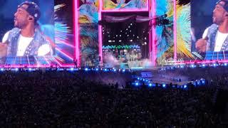90iger REMIX Helene Fischer Olympiastadion Berlin 08.07.2018 Haddaway, Snap