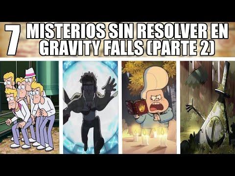 7 MISTERIOS SIN RESOLVER de GRAVITY FALLS (PARTE 2)