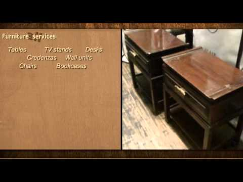All Furniture Services Furniture Repair Restoration Services