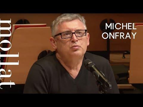 """Michel Onfray - Nouvelle édition des """"Essais"""" de Montaigne à l'Auditorium de Bordeaux"""