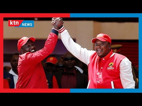 How Jubilee party, a once powerful political organ fell from grace to grass | #CHECKPOINT