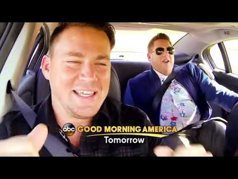 My Voice Over work for Good Morning America's interview with Jonah Hill, Channing Tatum and Danika Patrick.