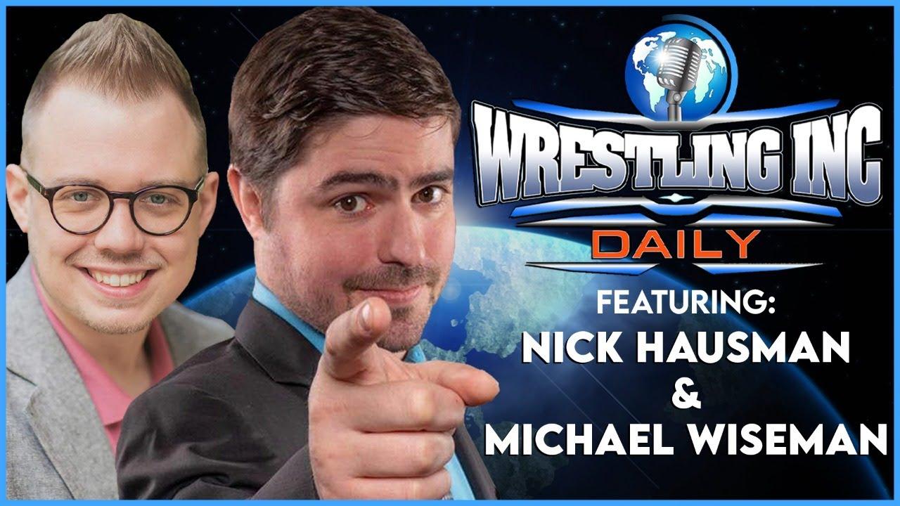 WInc Daily: Samoa Joe Drops NXT Title, Major Sami Zayn – WWE Update (Feat. Jimmy Korderas)