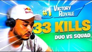ON RENTRE UNE +30 KILLS EN DUO VS SQUAD AVEC MICKALOW !