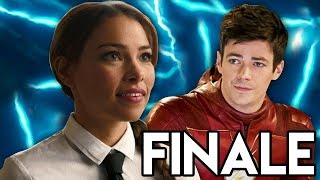 The Flash 4x23 FINALE Teaser - Dawn Allen Identity REVEAL Confirmed