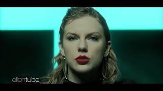 Ellen DeGeneres On Taylor Swift Video