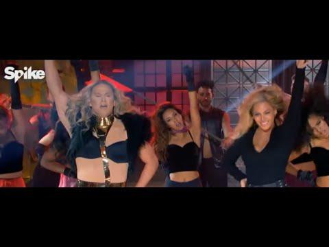 Channing Tatum, Beyonce 'Run the World' on 'Lip Sync Battle'
