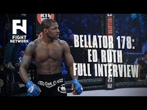 Bellator 178: Ed Ruth on Competitiveness Between MMA and Wrestling – Full Interview