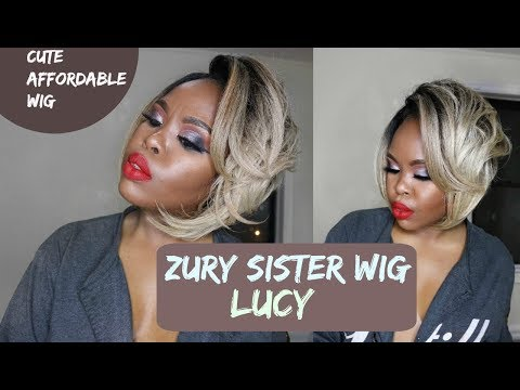 AFFORDABLE WIGS: ZURY SISTER WIG LUCY