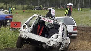 preview picture of video 'Parszywa Wrak Race 2014 Off Road Łask cz.3'