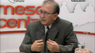 Julián Barra Catacora en TV Perú