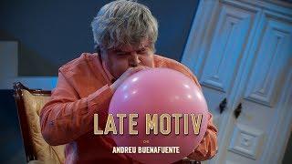 LATE MOTIV - Javier Coronas Soplando | #LateMotiv555