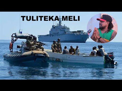 NILIKUWA MTEKAJI WA MELI SOMALIA/ KISIWA CHA MIZIMU/ MAHARAMIA, PART 03