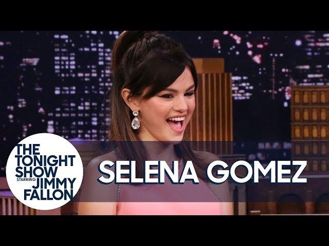 Selena GomezReacts to Wizards of Waverly Place Theme Inspiring Billie Eilish's