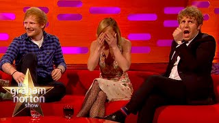 Ed Sheeran's Horrific Volcano Accident | The Graham Norton Show